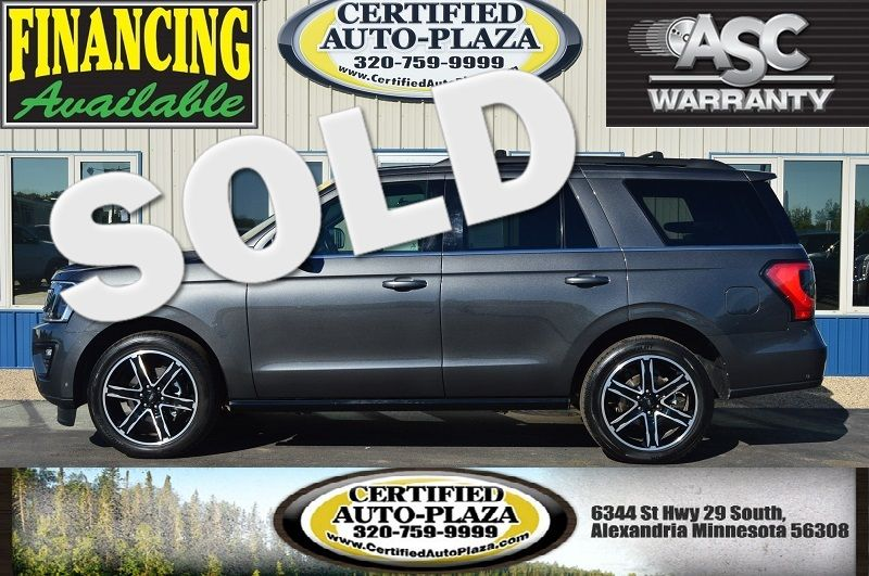 2020 Ford Expedition Limited 4x4 in Alexandria Minnesota