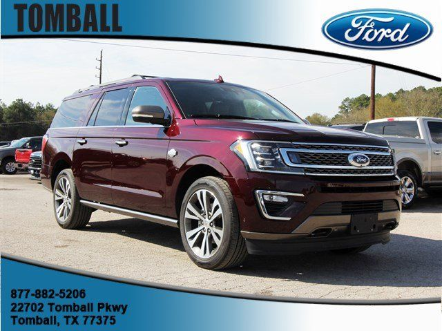 2020 Ford Expedition Max King Ranch