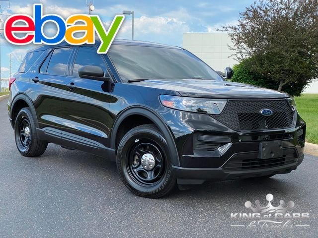 2020 Ford Explorer Awd POLICE PACKAGE LIKE NEW ONLY 6K MILES WOW