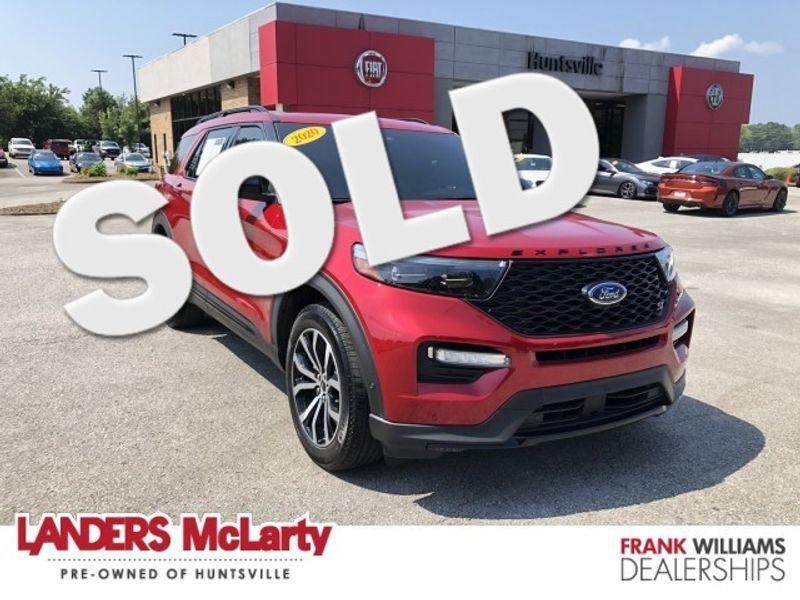 2020 Ford Explorer ST | Huntsville, Alabama | Landers Mclarty DCJ & Subaru in Huntsville Alabama