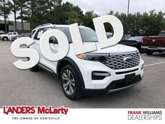 2020 Ford Explorer Platinum | Huntsville, Alabama | Landers Mclarty DCJ & Subaru in  Alabama