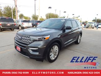 2020 Ford Explorer Limited in Harlingen, TX 78550