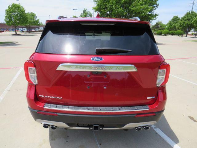2020 Ford Explorer Platinum in McKinney, Texas 75070