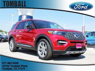 2020 Ford Explorer Platinum in Tomball, TX 77375