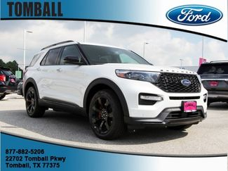 2020 Ford Explorer ST in Tomball, TX 77375