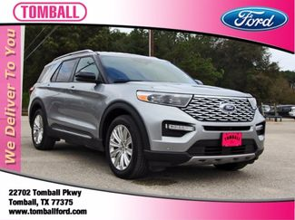 2020 Ford Explorer Limited in Tomball, TX 77375