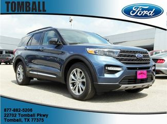 2020 Ford Explorer XLT in Tomball, TX 77375
