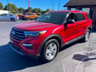 2020 Ford Explorer XLT in Valparaiso, Indiana 46385