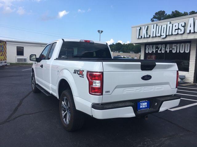 2020 Ford F-150 4X4 XL in Richmond, VA, VA 23227