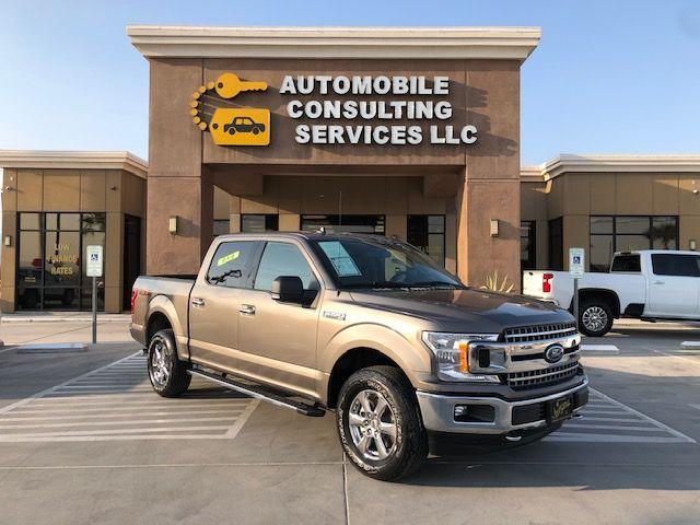 2020 Ford F-150 XLT 4x4 in Bullhead City, AZ 86442-6452
