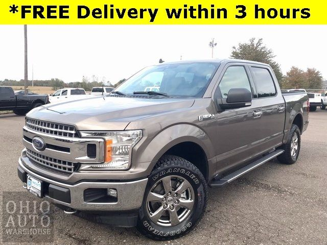 2020 Ford F-150 XLT 3.5L V6 Eco Boost 4x4 12K LOW MILES WARRANT... in Canton, Ohio 44705