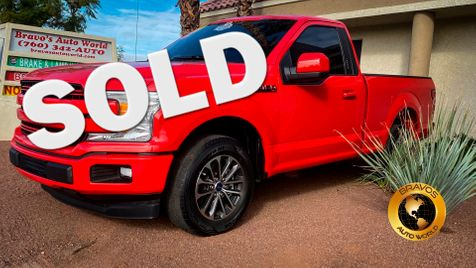 2020 Ford F-150 XLT in cathedral city