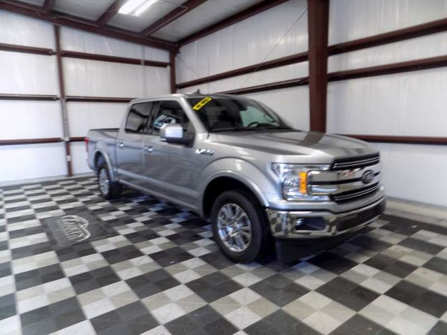 2020 Ford F-150 LARIAT in Gonzales, Louisiana 70737
