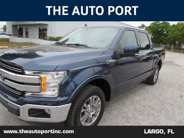 2020 Ford F-150 Lariat 4Dr.
