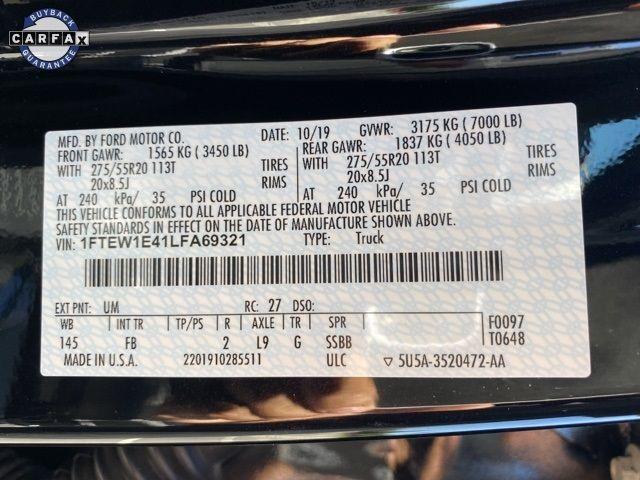 2020 Ford F-150 XLT Madison, NC 38