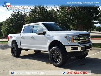 2020 Ford F-150 Lariat NEW LIFT/CUSTOM WHEELS AND TIRES in McKinney, TX 75070