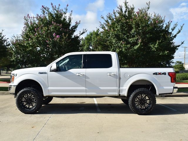 2020 Ford F-150 Lariat NEW LIFT/CUSTOM WHEELS AND TIRES