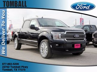 2020 Ford F-150 Limited in Tomball, TX 77375