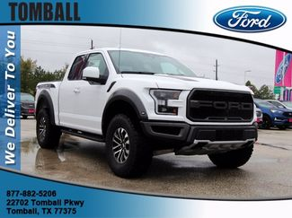 2020 Ford F-150 Raptor in Tomball, TX 77375