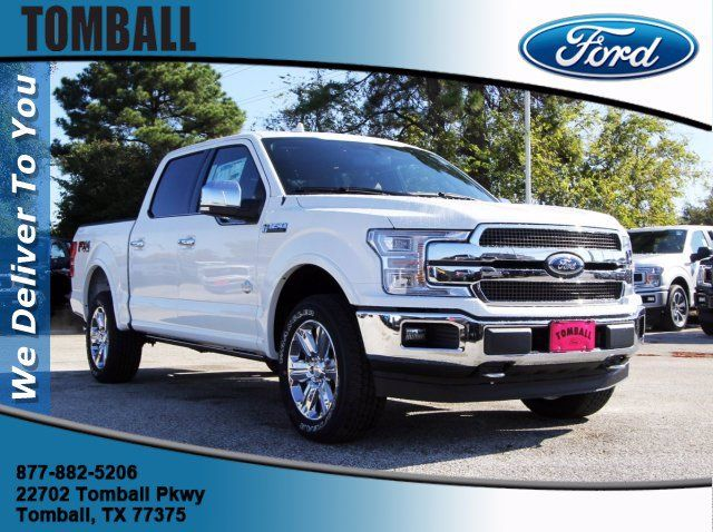 2020 Ford F-150 King Ranch