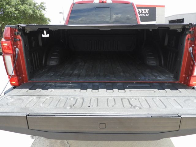 2020 Ford F-250SD Platinum Custom Lift, Wheels and Tires in McKinney, Texas 75070