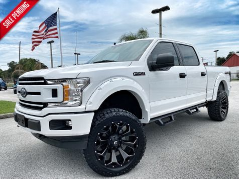 2020 Ford F-150 4X4 ECO 3.5L V6 LIFTED LEATHER 22