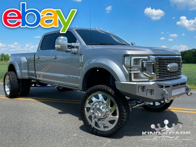 2020 Ford F450 Lariat 4x4 6.7L DIESEL PRO BUILT ON FORCES ONE OF ONE in Woodbury, New Jersey 08093