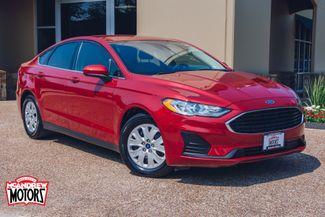 2020 Ford Fusion S in Arlington, Texas 76013