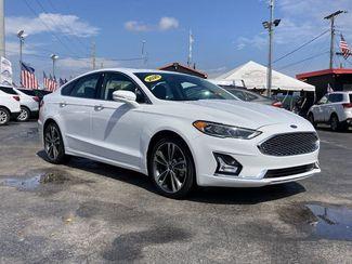 2020 Ford Fusion Titanium in Hialeah, FL 33010