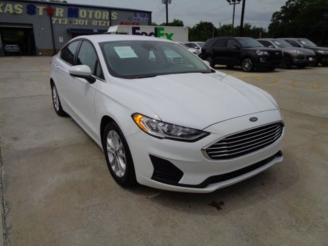 2020 Ford Fusion SE in Houston