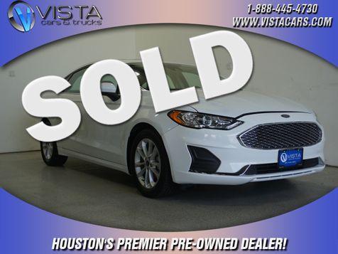 2020 Ford Fusion SE in Houston, Texas