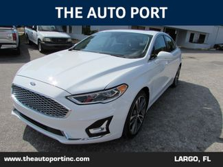2020 Ford Fusion Titanium W/NAVI in Largo, Florida 33773