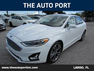 2020 Ford Fusion Titanium in Largo, Florida 33773