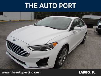 2020 Ford Fusion SEL in Largo, Florida 33773