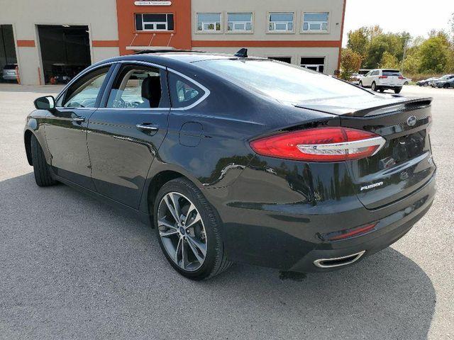2020 Ford Fusion Titanium in St. Louis, MO 63043
