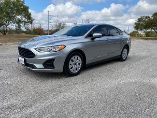 2020 Ford Fusion S in San Antonio, TX 78237
