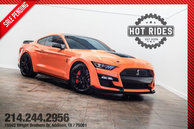 2020 Ford Mustang Shelby GT500 1071 RWHP