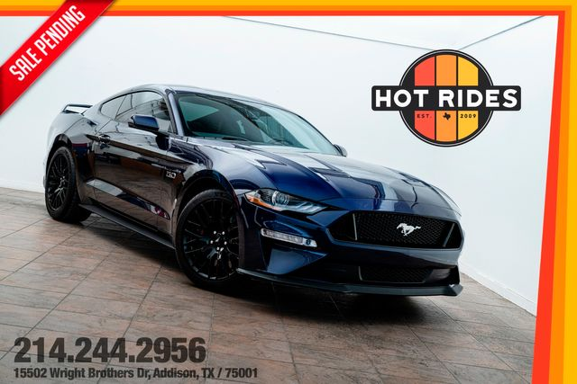 2020 Ford Mustang 5.0 GT Premium Performance Package 10-Speed 401A in Addison, TX 75001