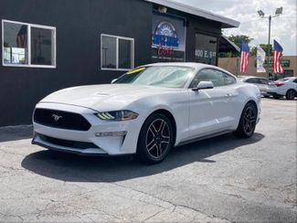 2020 Ford Mustang EcoBoost Coupe 2D in Hialeah, FL 33010