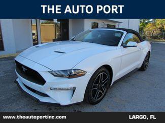 2020 Ford Mustang EcoBoost Premium in Largo, Florida 33773