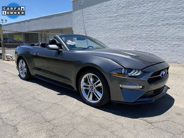 2020 Ford Mustang EcoBoost Premium Madison, NC 9