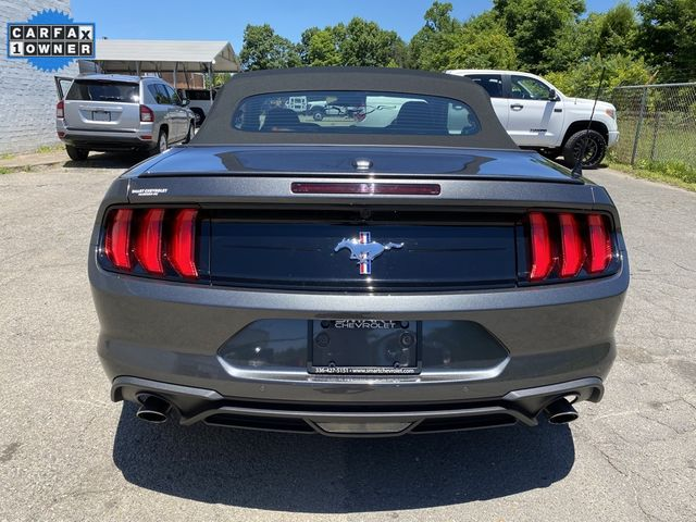 2020 Ford Mustang EcoBoost Premium Madison, NC 3