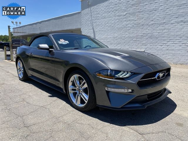 2020 Ford Mustang EcoBoost Premium Madison, NC 8