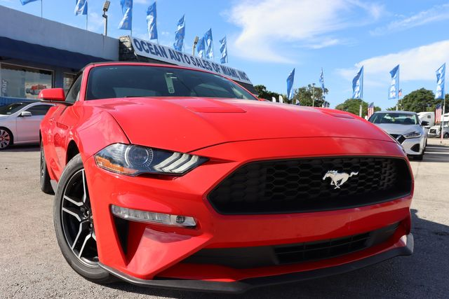 2020 Ford Mustang EcoBoost in Miami, FL 33142