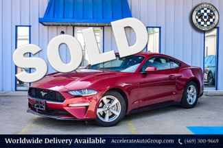 2020 Ford Mustang ECOBOOST PREMIUM/10-SPD AUTO/1-OWNER/VERY CLEAN in Rowlett