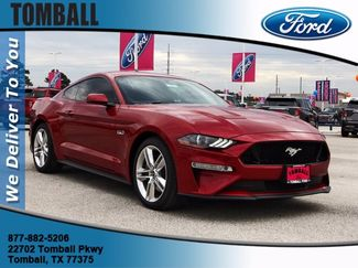 2020 Ford Mustang GT Premium in Tomball, TX 77375