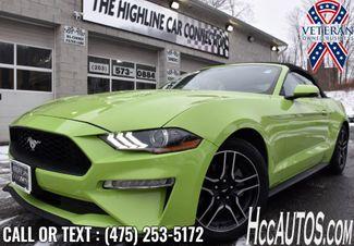 2020 Ford Mustang EcoBoost Premium Waterbury, Connecticut