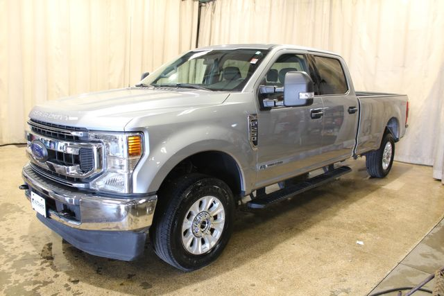 2020 Ford Super Duty F-250 Diesel 4x4 Long Bed XLT in Roscoe, IL 61073