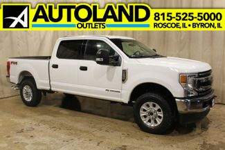 2020 Ford Super Duty F-250 diesel 4x4 XLT in Roscoe, IL 61073