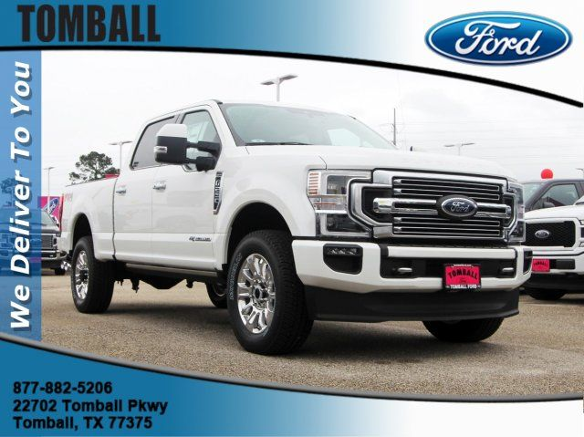 2020 Ford Super Duty F-250 Pickup Limited